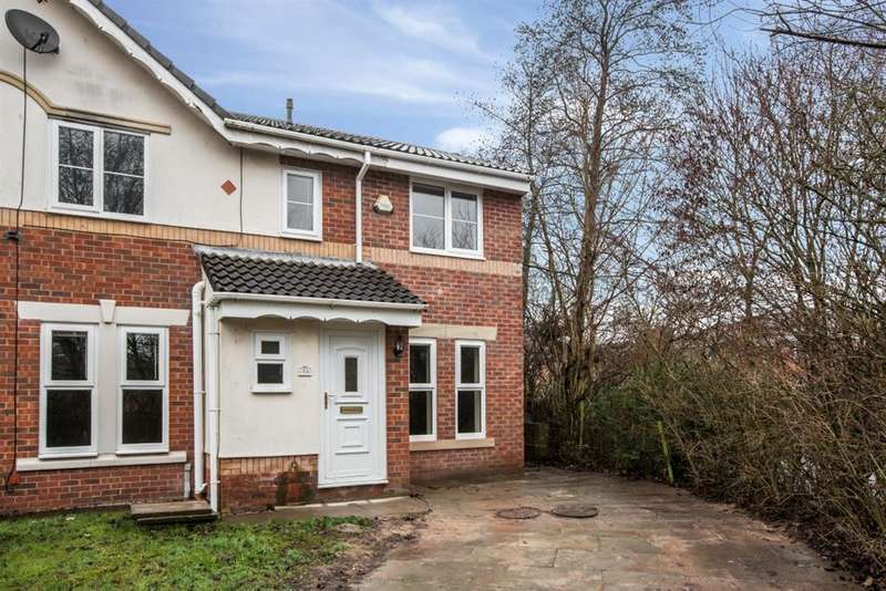 4 Bedrooms End Of Terrace House for sale in Reedley Drive, Worsley, Manchester, M28 7XR