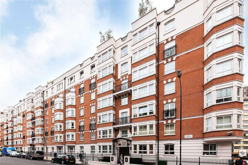 2 Bedrooms Flat for sale in Consort Court, 31 Wrights Lane, London, W8