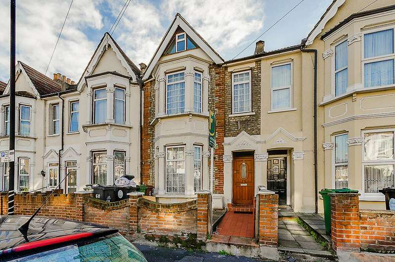 5 Bedrooms Terraced House for sale in Frith Road, Leytonstone, E11