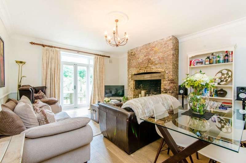 1 Bedroom Flat for sale in Grosvenor Avenue, Islington, N5