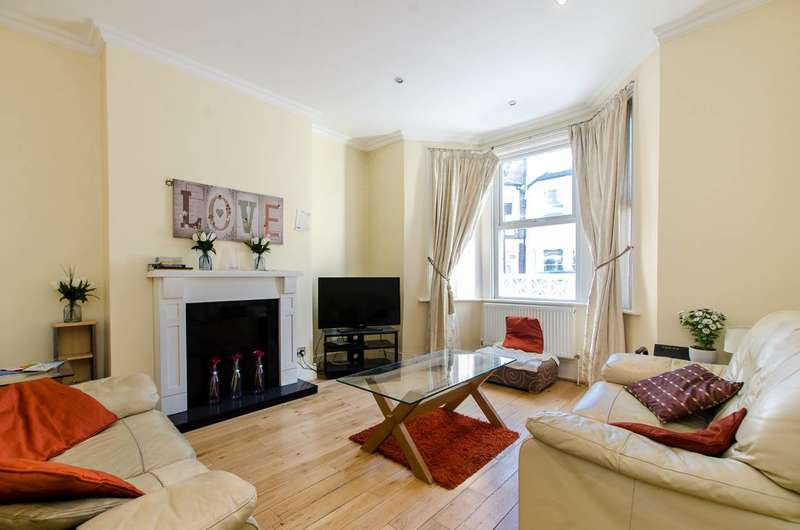 5 Bedrooms House for sale in Arlesford Road, Clapham North, SW9