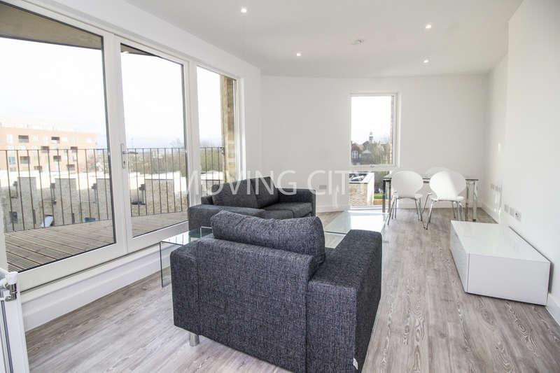 1 Bedroom Flat for sale in Camelia Apartments, Spring, Stonebridge