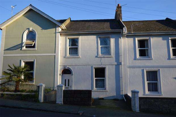 3 Bedrooms Terraced House for sale in Upton Road, Torquay, Devon