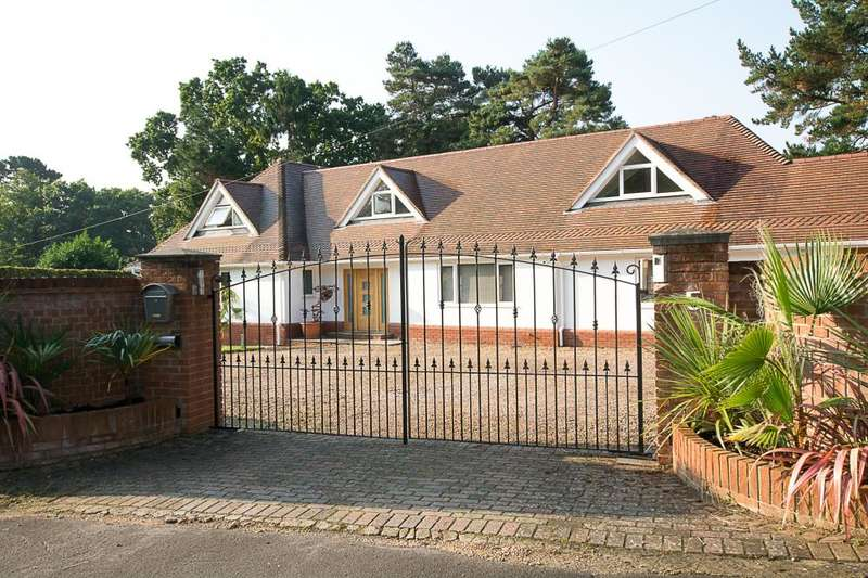 4 Bedrooms House for sale in Ferndown