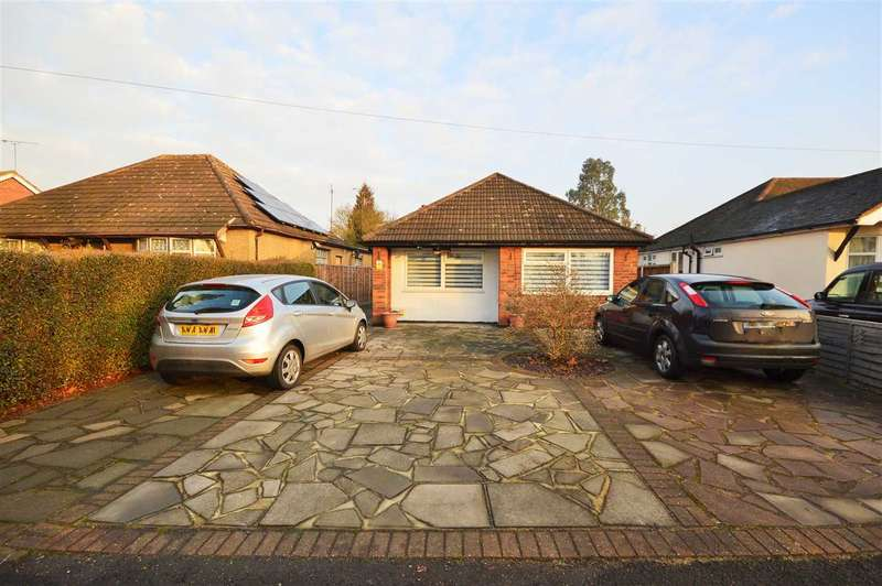 3 Bedrooms Detached Bungalow for sale in Nevendon Road, Basildon