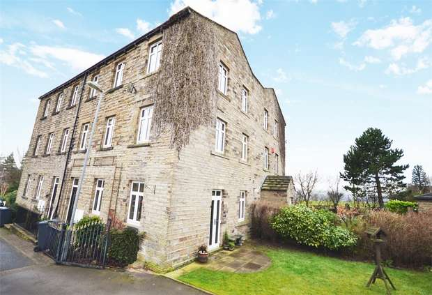 4 Bedrooms Cottage House for sale in Stead Gate, Shelley, HUDDERSFIELD, West Yorkshire