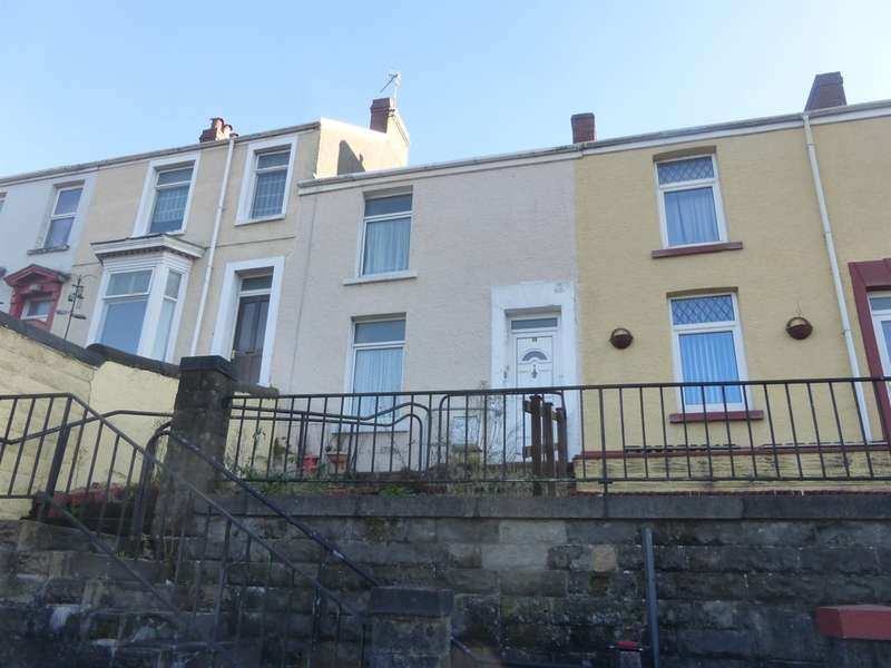 2 Bedrooms Terraced House for sale in Foxhole Road, St. Thomas, Swansea