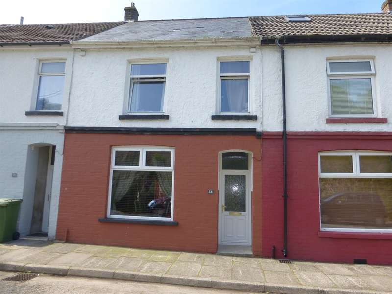 3 Bedrooms Terraced House for sale in Collwyn Street, Tonyrefail, Porth