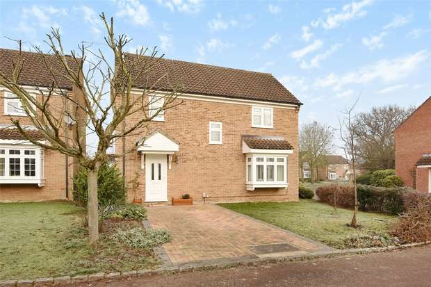 4 Bedrooms Detached House for sale in Bedfordshire Way, WOKINGHAM, Berkshire