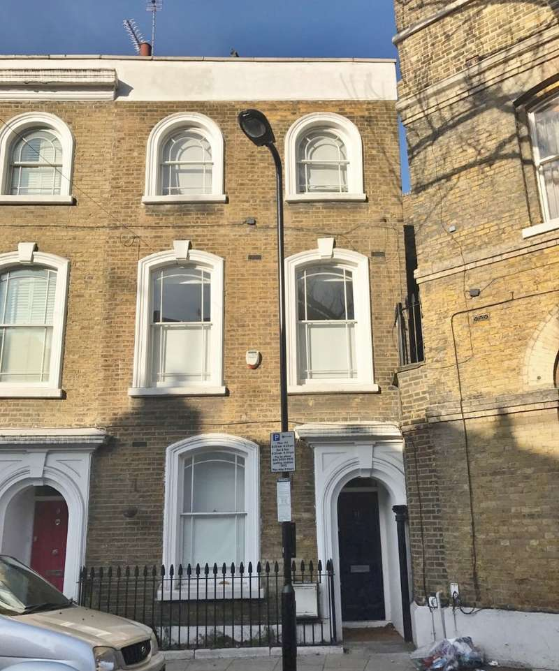 3 Bedrooms End Of Terrace House for sale in Bonny Street, Camden, London, NW1 9PE