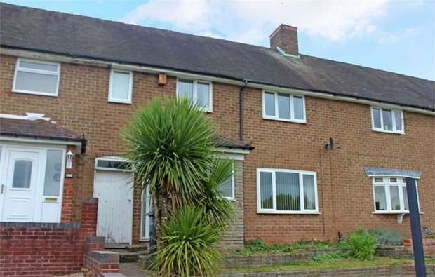 3 Bedrooms Terraced House for sale in Chadwick Road, Sutton Coldfield, West Midlands
