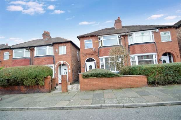 3 Bedrooms Semi Detached House for sale in Athens Street, Offerton, Stockport, Cheshire