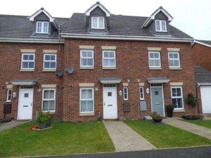 3 Bedrooms Town House for sale in Fenwick Way, Consett, Durham, DH8