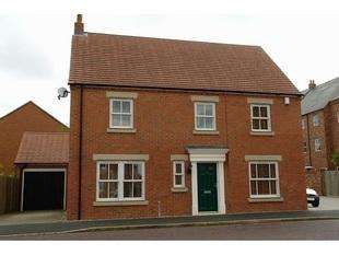 4 Bedrooms Detached House for sale in Warkworth Woods, Great Park, Newcastle Upon Tyne, NE3