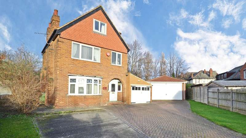 4 Bedrooms Detached House for sale in Oakwood, Wakefield