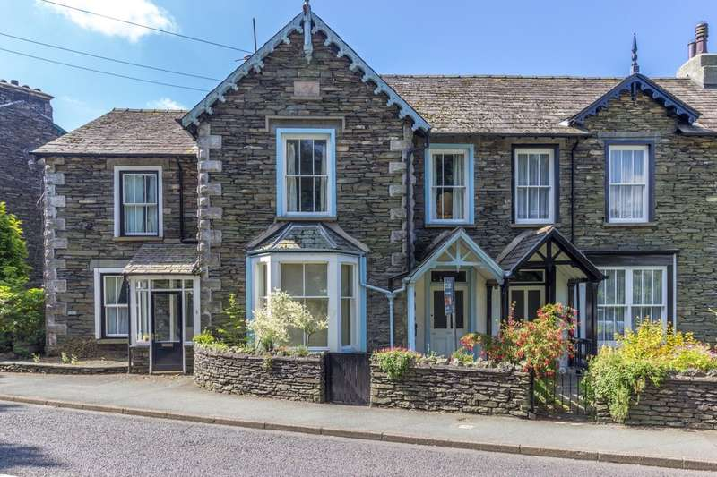 3 Bedrooms Terraced House for sale in Wynlass Mews, Ambleside Road, Windermere