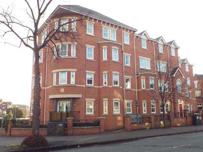 1 Bedroom Flat for sale in Flat, 615C Wilbraham Road, Manchester, Greater Manchester