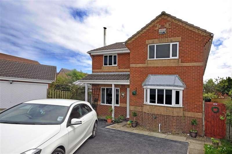 4 Bedrooms Property for sale in Cheyne Garth, Hornsea, East Yorkshire