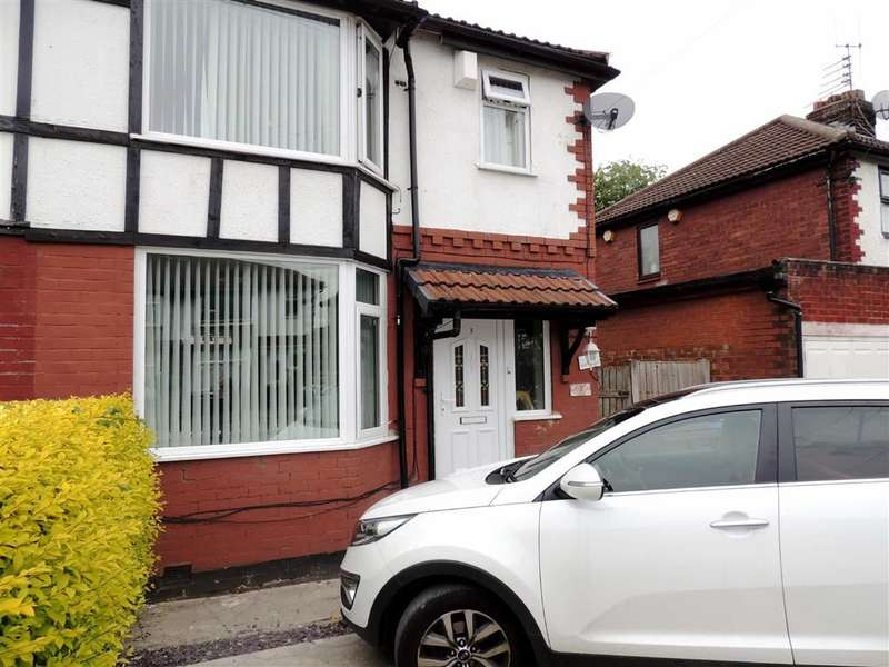 3 Bedrooms Property for sale in Gowerdale Road, Brinnington, Stockport