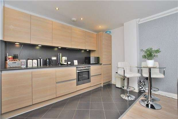 2 Bedrooms Flat for sale in Regency Square, Tryes Road, CHELTENHAM, Gloucestershire, GL50 2DP
