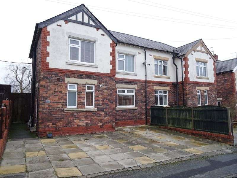 3 Bedrooms Semi Detached House for sale in Belmont Avenue, Macclesfield