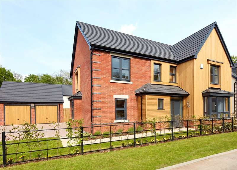 4 Bedrooms Detached House for sale in Clover Grove, Barrow Gurney, Bristol, BS48