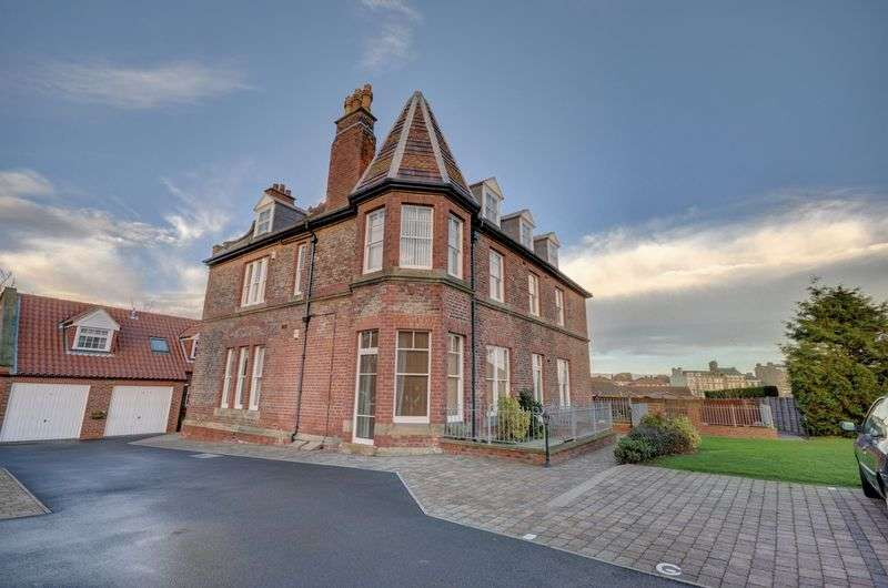 1 Bedroom Flat for sale in Apartment 6, Arundel Howe Court, Byland Road, Whitby