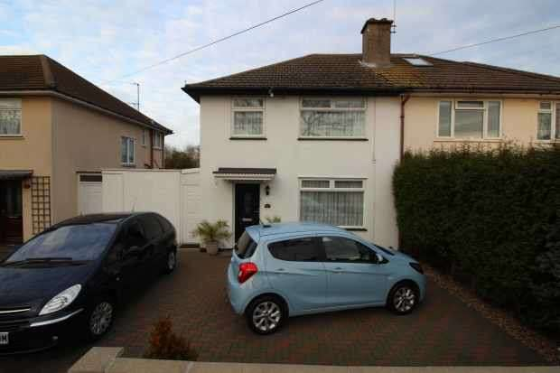3 Bedrooms Semi Detached House for sale in Birdwood Road, Cambridge, Cambridgeshire, CB1 3TB