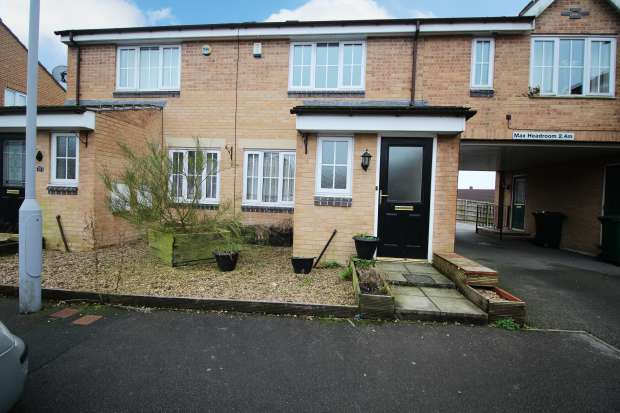 2 Bedrooms Terraced House for sale in Lime Vale Way, Bradford, West Yorkshire, BD6 3DZ