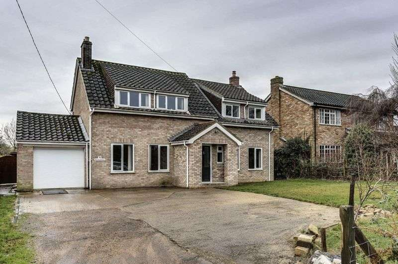 4 Bedrooms Detached House for sale in Lode Way, Haddenham.