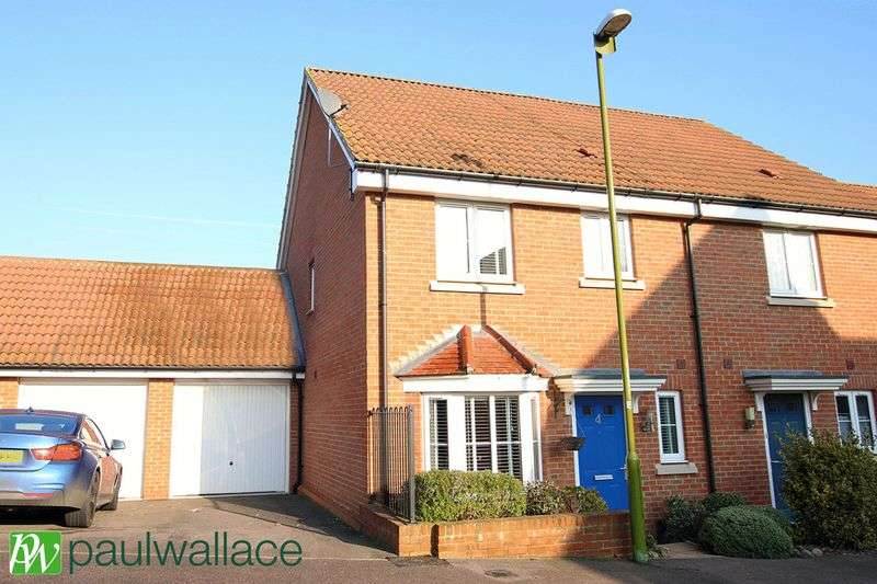 3 Bedrooms Terraced House for sale in Aldermere Avenue, West Cheshunt