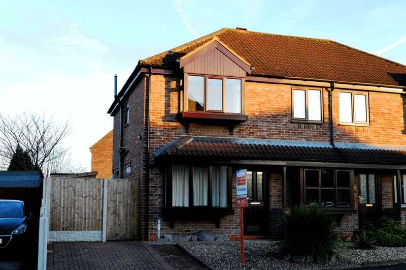 2 Bedrooms House for sale in Waters Edge, Scawby Brook