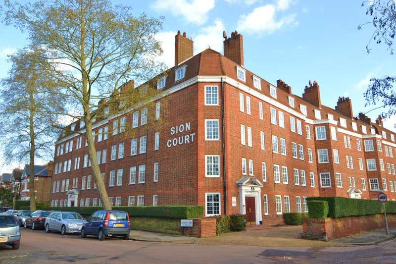 2 Bedrooms Flat for sale in Sion Court, Twickenham, TW1