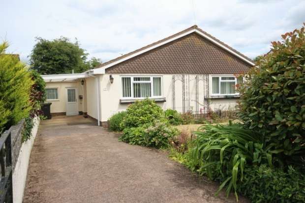 2 Bedrooms Detached Bungalow for sale in CRICKET CLOSE CHULMLEIGH