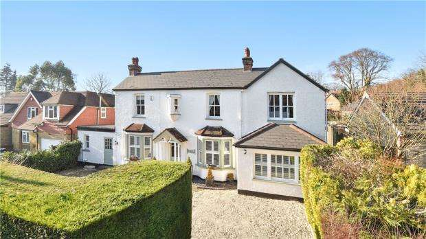 4 Bedrooms Detached House for sale in Kings Road, Chalfont St. Giles, Buckinghamshire