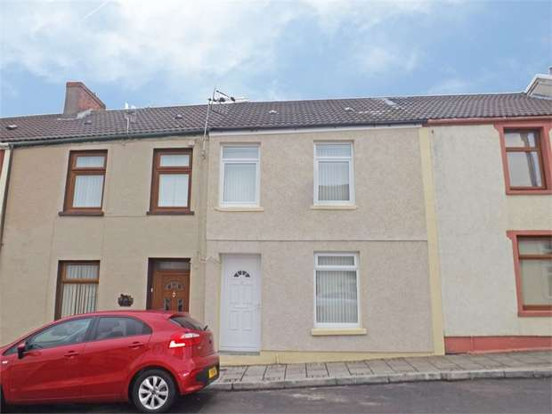 3 Bedrooms Terraced House for sale in Dare Road, Aberdare, Mid Glamorgan