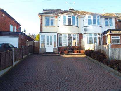 Semi Detached House for sale in Station Road, Coleshill, Birmingham, Warwickshire
