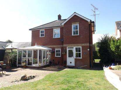 3 Bedrooms Detached House for sale in Poslingford, Sudbury, Suffolk