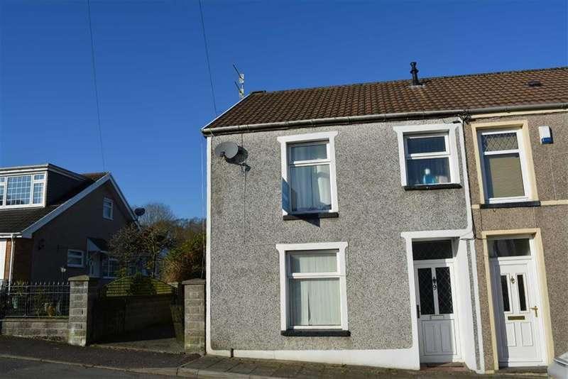 3 Bedrooms Property for sale in Rock Terrace, Pontypridd, Rhondda Cynon Taff