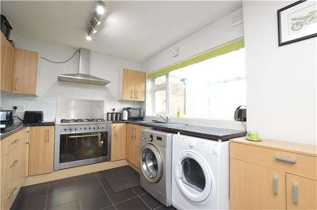3 Bedrooms Terraced House for sale in Edgeworth, Yate, BRISTOL, BS37 8YL