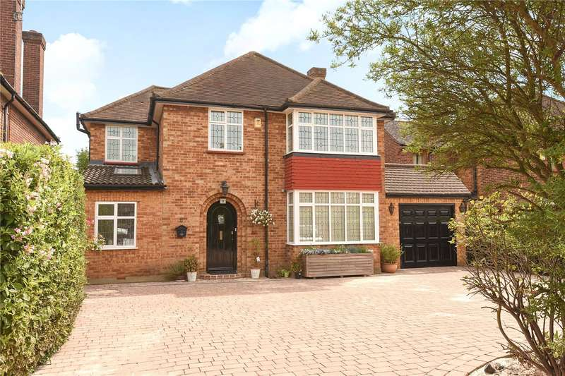 4 Bedrooms House for sale in Highfield Drive, Ickenham, Middlesex, UB10
