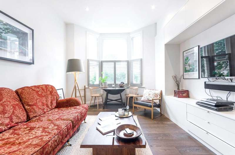 1 Bedroom Flat for sale in Estelle Road, Hampstead, NW3