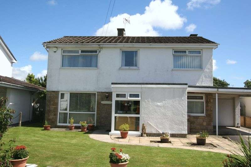 4 Bedrooms Detached House for sale in Tyle House Close, Llanmaes