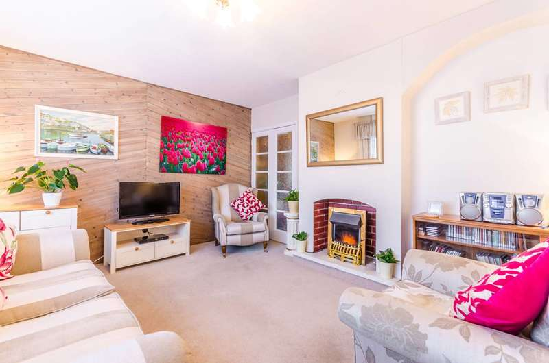 3 Bedrooms Terraced House for sale in Woodcote Avenue, Mill Hill, NW7