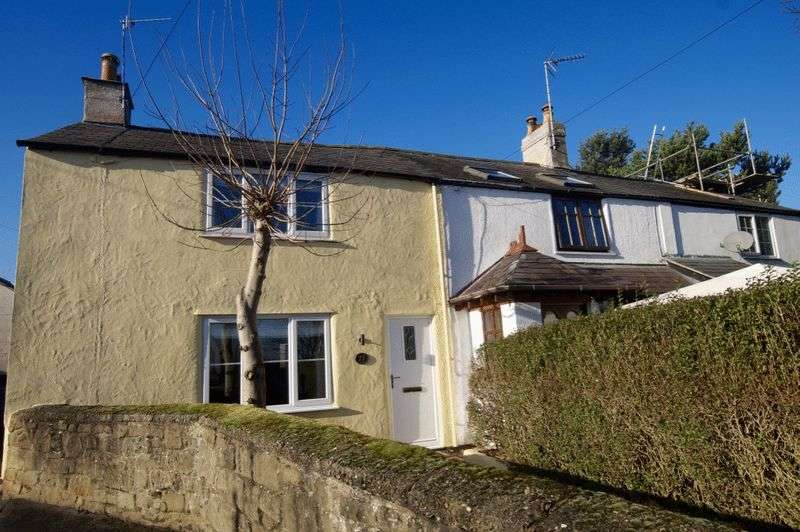 2 Bedrooms Terraced House for sale in Stryt Issa, Penycae, Wrexham