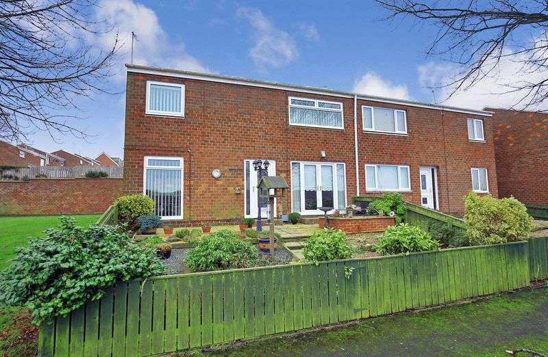 3 Bedrooms House for sale in Dale View, Crook, Durham DL15