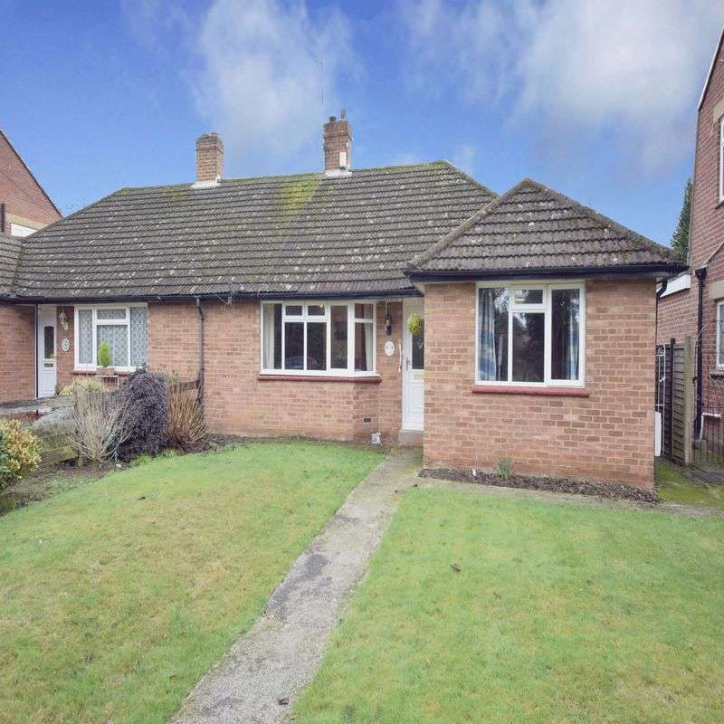3 Bedrooms Semi Detached Bungalow for sale in The Hedges, Penenden Heath