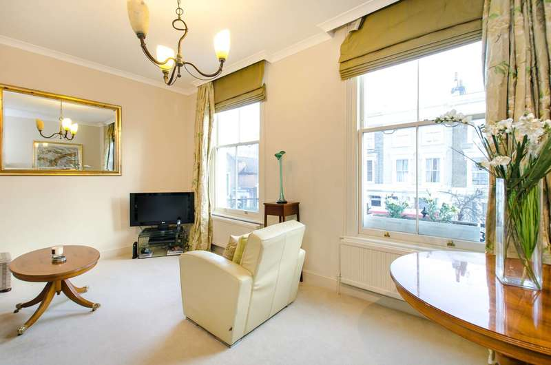1 Bedroom Flat for sale in Edith Grove, Chelsea, SW10