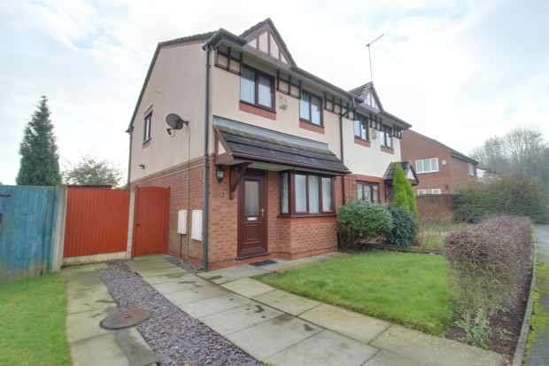 3 Bedrooms Semi Detached House for sale in Adlington Road, Runcorn, Cheshire, WA7 6NE