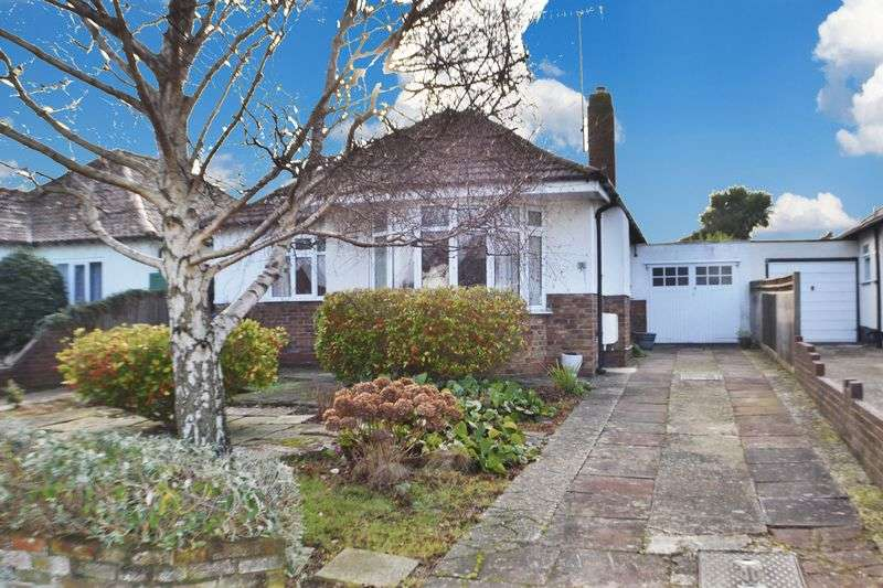 3 Bedrooms Detached Bungalow for sale in GORING BY SEA